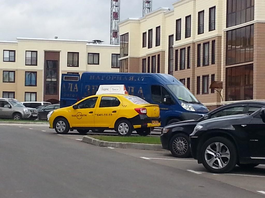 С улучшением движения общественного транспорта и кризисом в стране, спрос на такси резко упал Ватутинки
