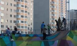 площадки в Новой Москве
