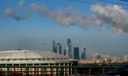 Основные строительные работы на стадионе «Лужники» будут завершены в конце 2016 г.