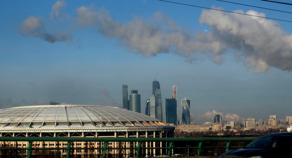 В столице состоялось торжественное открытие зимней навигации по Москве-реке
