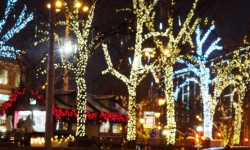 Более 8,3 млн человек посетили площадки фестиваля «Путешествие в Рождество»