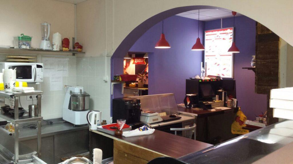 Продаётся бизнес в граде Московском. Кафе пиццерия с доставкой по району ТиНАО