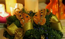 Чем декорировать стол в этом году? - поделились с нами на новогоднем сайте снежный праздник